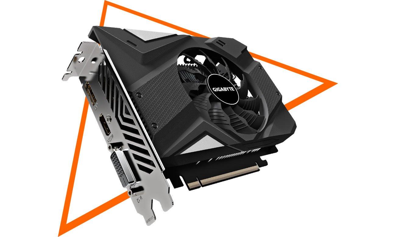 Karta graficzna Gigabyte GeForce GTX 1650 SUPER OC 4G