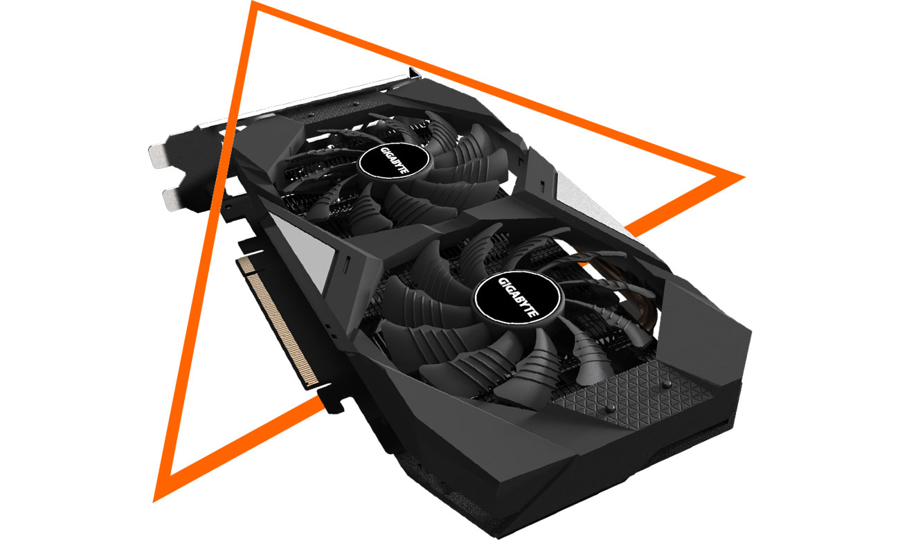 Gigabyte GeForce GTX 1650 SUPER WINDFORCE OC