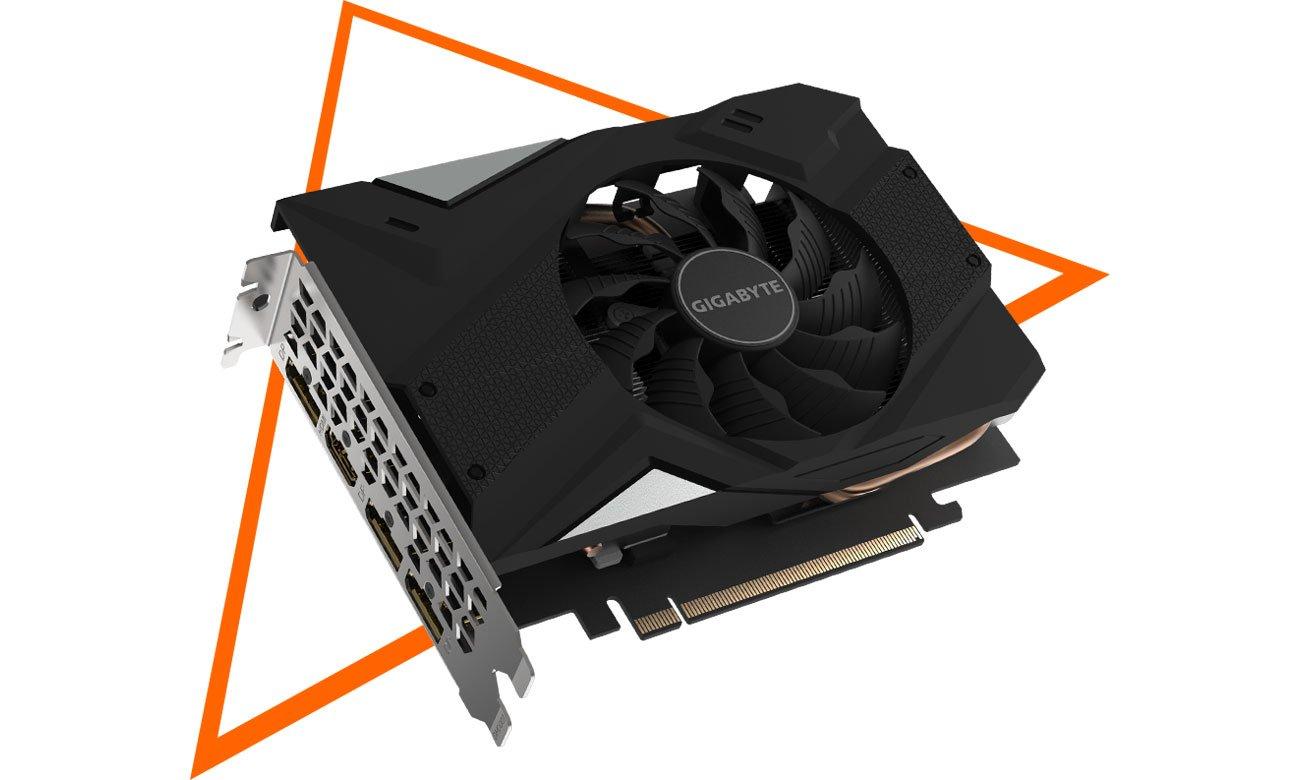 Gigabyte GeForce GTX 1660 Ti MINI ITX OC