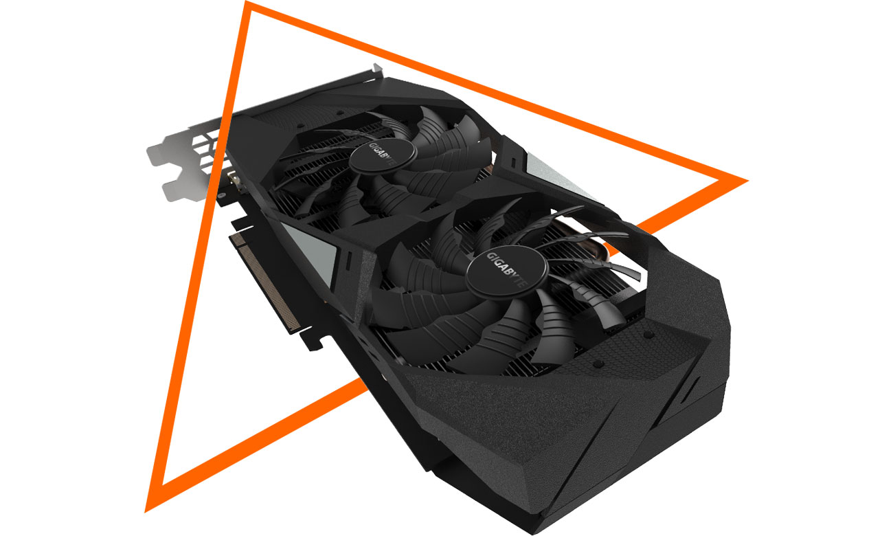Gigabyte GeForce GTX 1660 Ti WINDFORCE OC