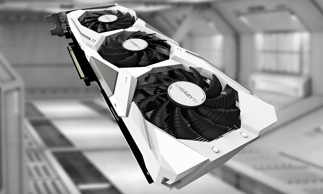 Gigabyte GeForce RTX 2060 SUPER GAMING OC 3X WHITE - Technologia ray tracing