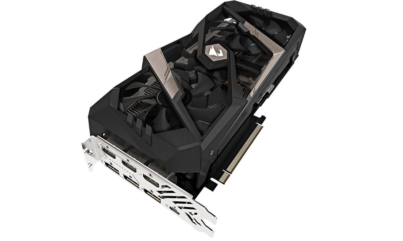 Podświetlenie AORUS GeForce RTX 2070