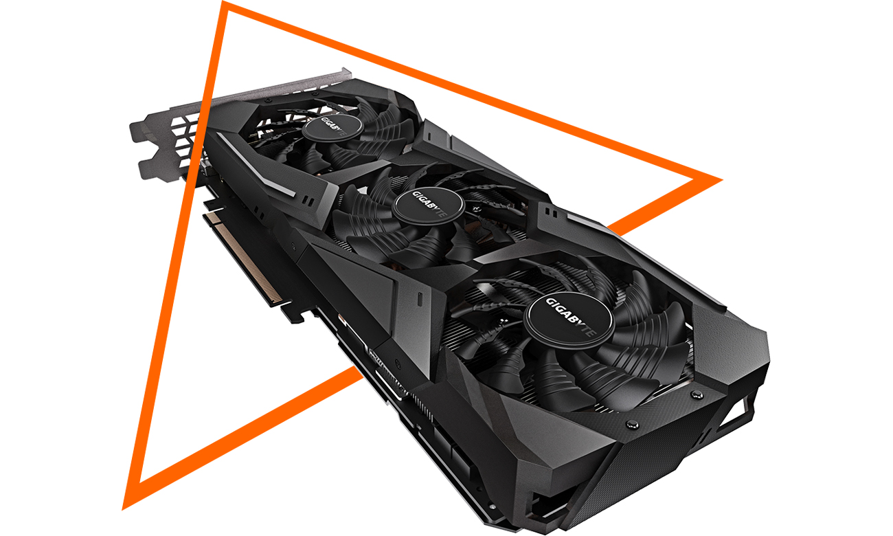 GeForce RTX 2070 WINDFORCE 8G GDDR6