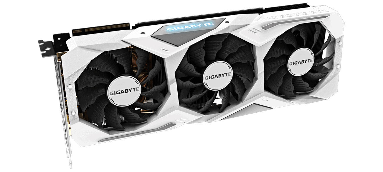 Gigabyte GeForce RTX 2070 SUPER GAMING OC WHITE