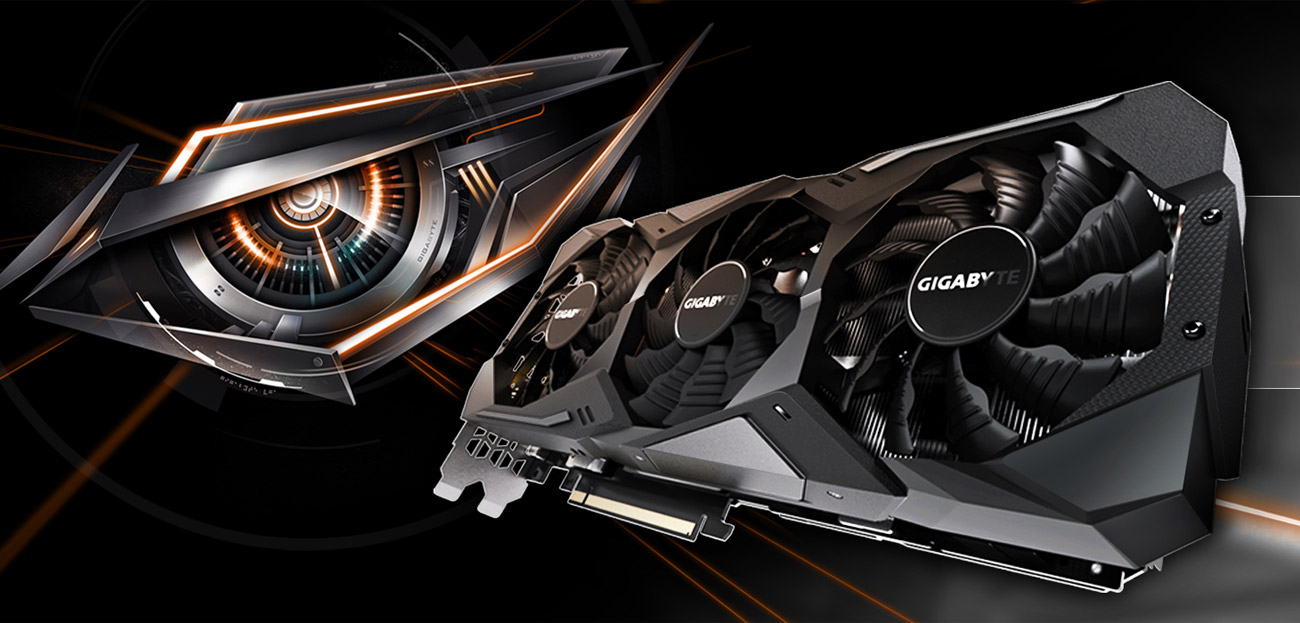Gigabyte GeForce RTX 2070 SUPER GAMING OC