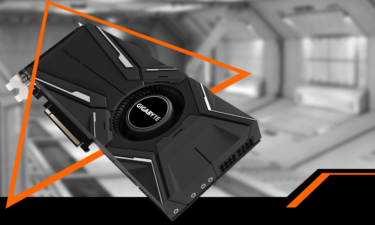 Gigabyte GeForce RTX 2080 Ti Turbo OC 11GB GDDR6