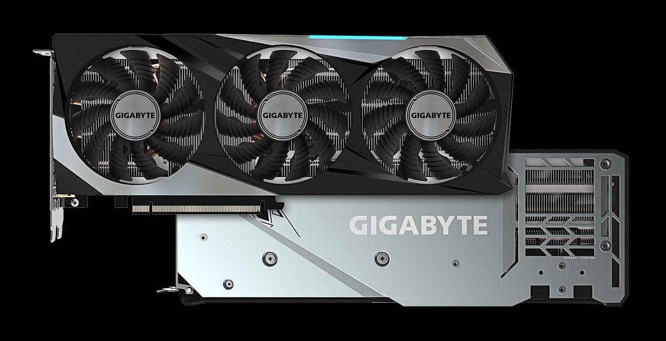 Gigabyte GeForce RTX 3070 GAMING OC - Design