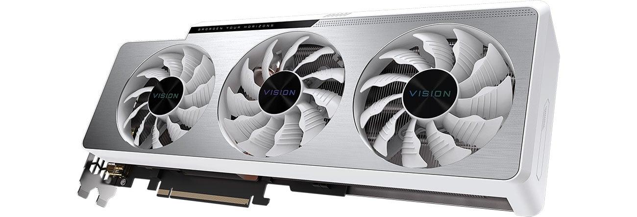 Gigabyte GeForce RTX 3070 Ti VISION OC 8 GB