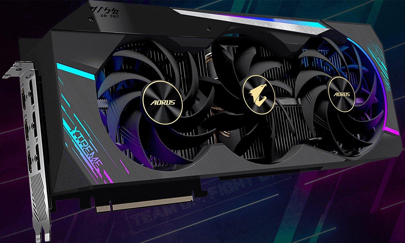Karta graficzna Gigabyte GeForce RTX 3080 AORUS Xtreme 10GB GDDR6X
