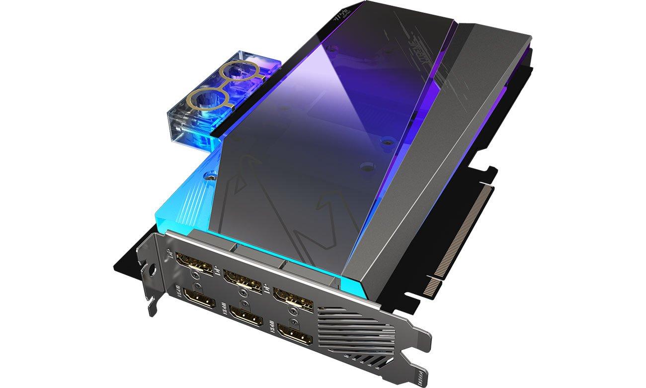 Gigabyte GeForce RTX 3080 XTREME WATERFORCE WB 10GB