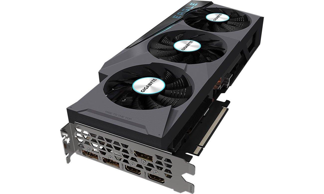 Karta graficzna Gigabyte GeForce RTX 3080 EAGLE OC 10GB