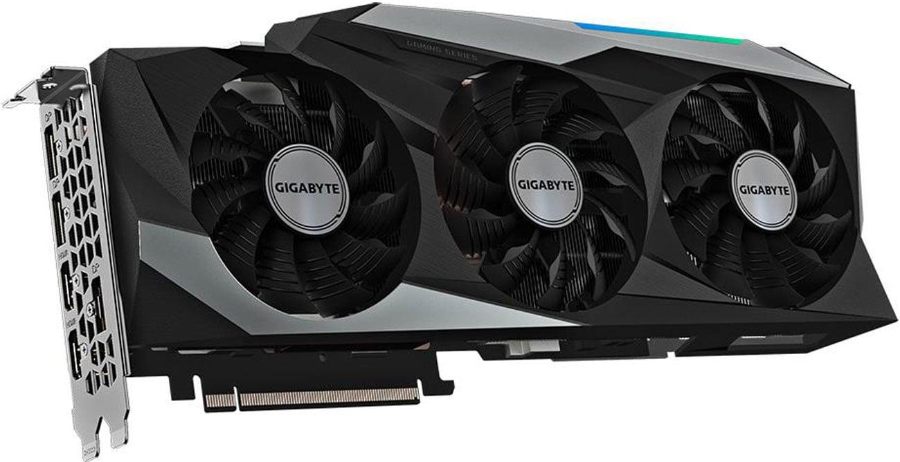Wydajny układ chłodzenia WindForce 3X