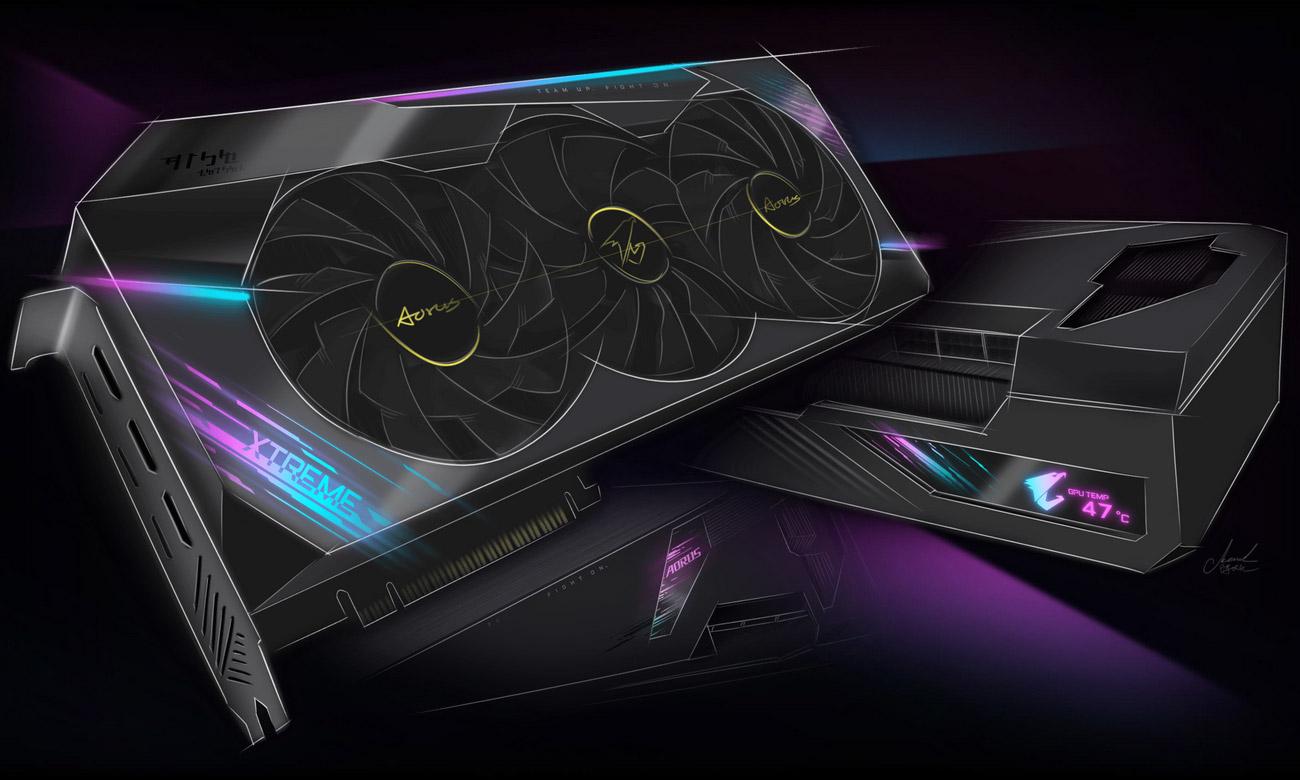 Gigabyte GeForce RTX 3090 AORUS XTREME 24GB GDDR6X