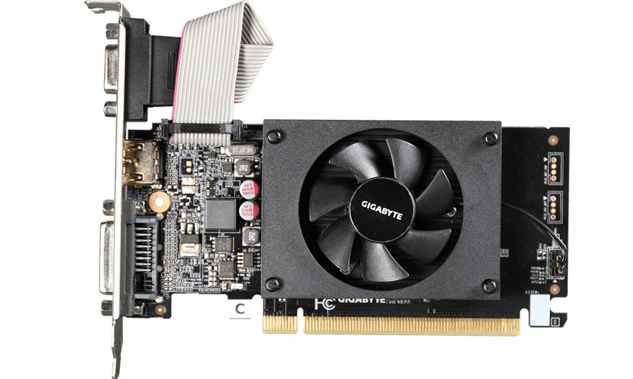 GeForce GT 710 niski profil