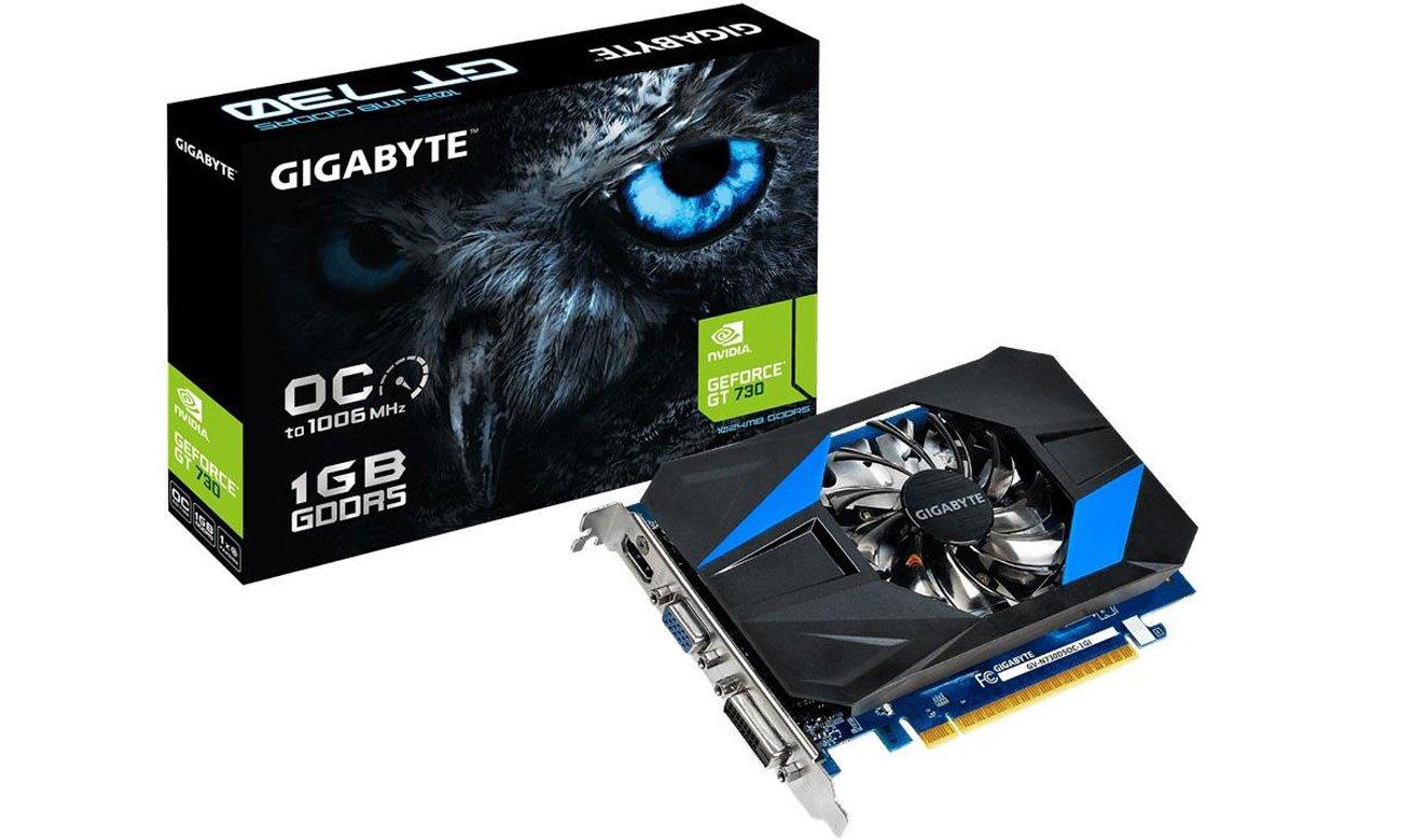 Karta graficzna Gigabyte GeForce GT 730 OC