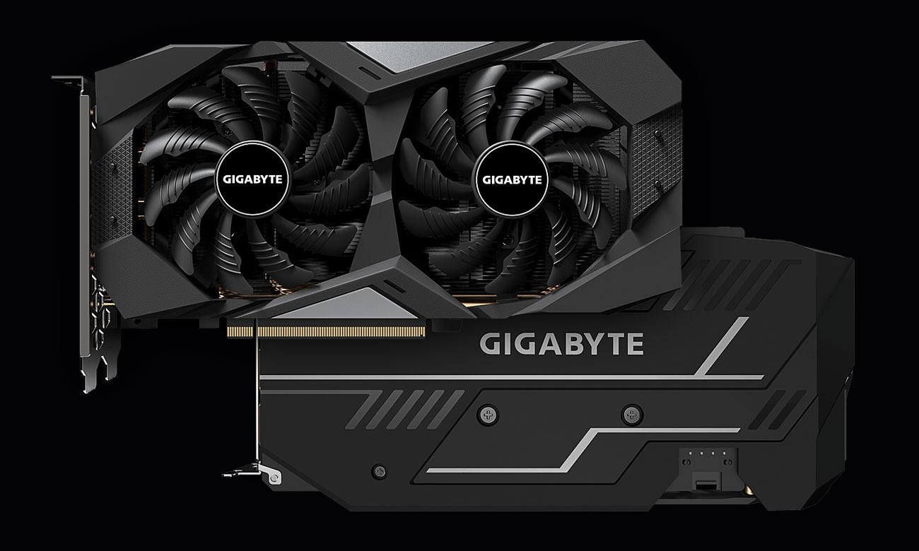 Gigabyte Radeon RX 5500 XT OC 4GB rev2.0
