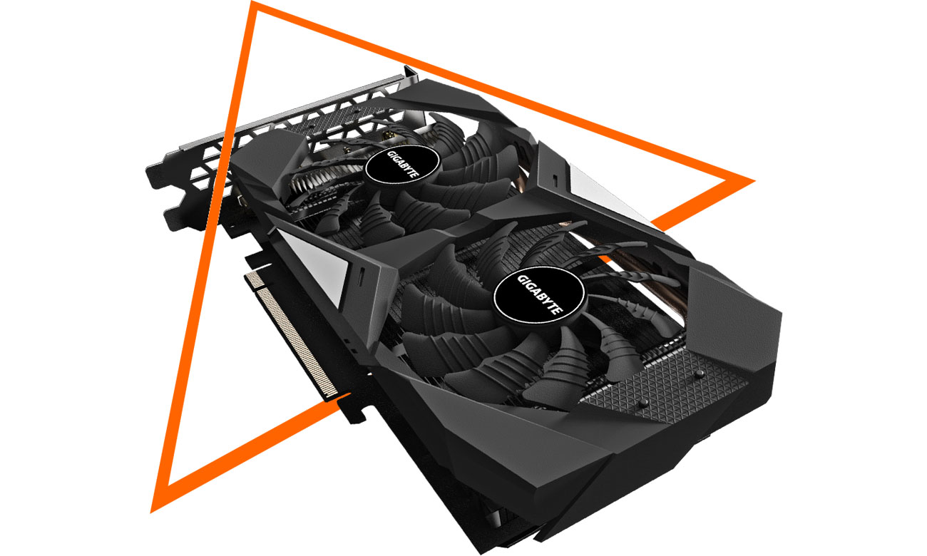 Gigabyte Radeon RX 5600 XT WINDFORCE OC