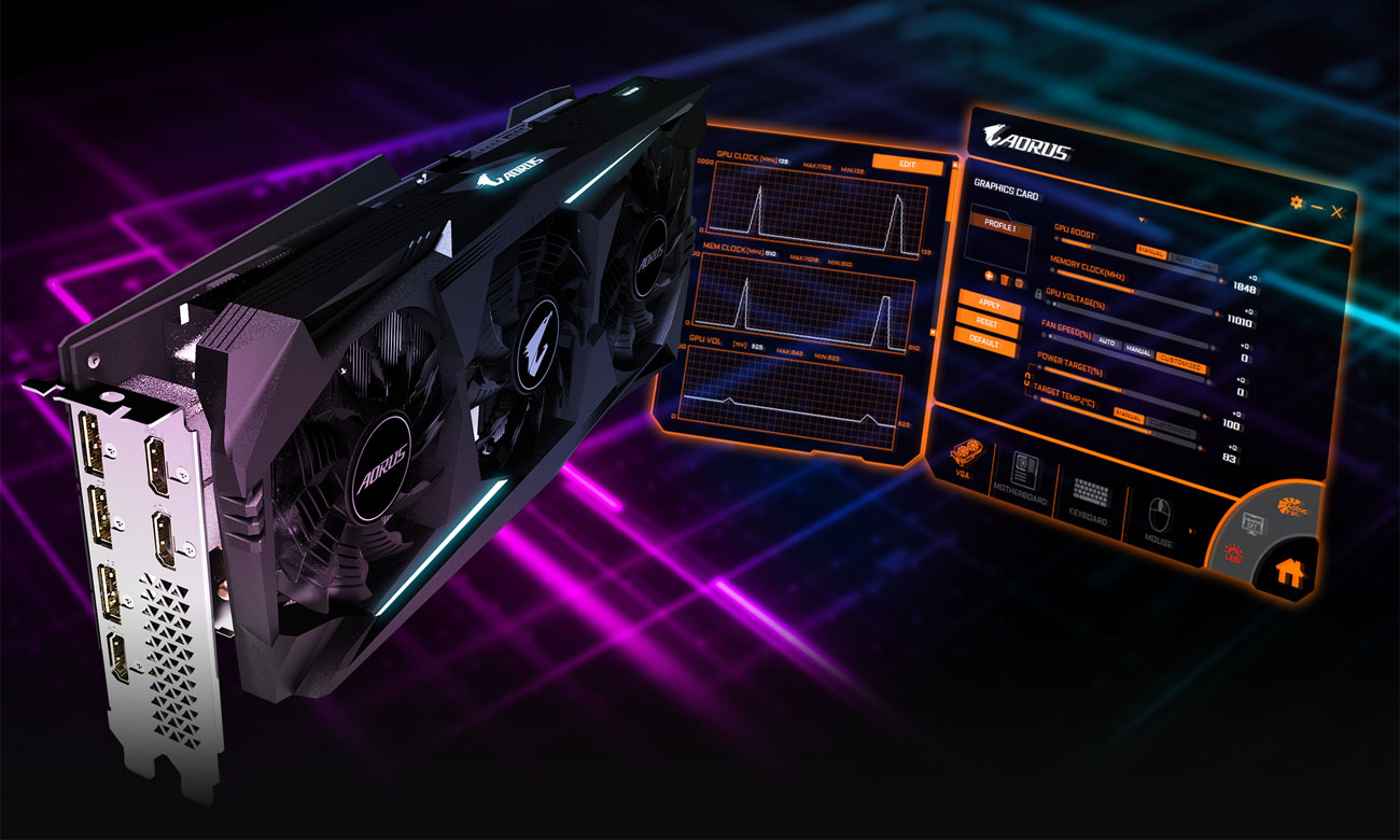 AORUS Engine, RGB Fusion