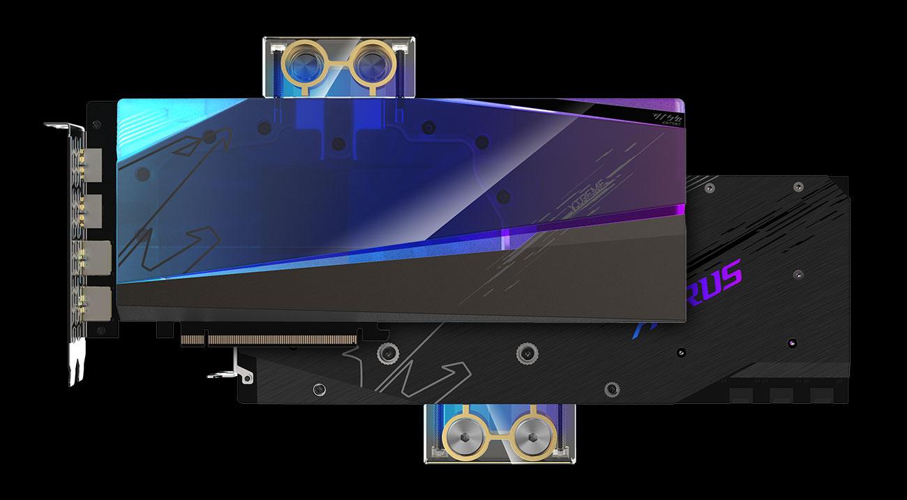 Gigabyte Radeon RX 6900 XT AORUS XTREME WF WB 16GB