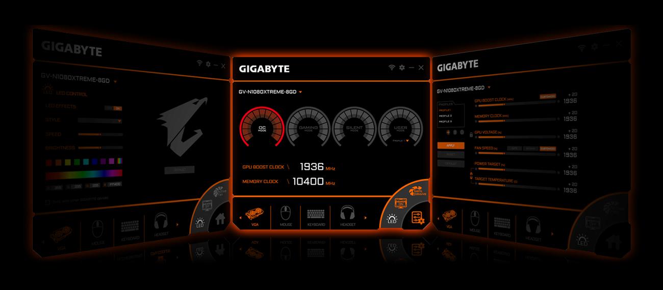 Gigabyte Xtreme Engine