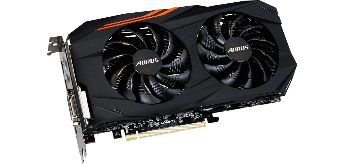 Gigabyte Radeon RX 580 Aorus VR