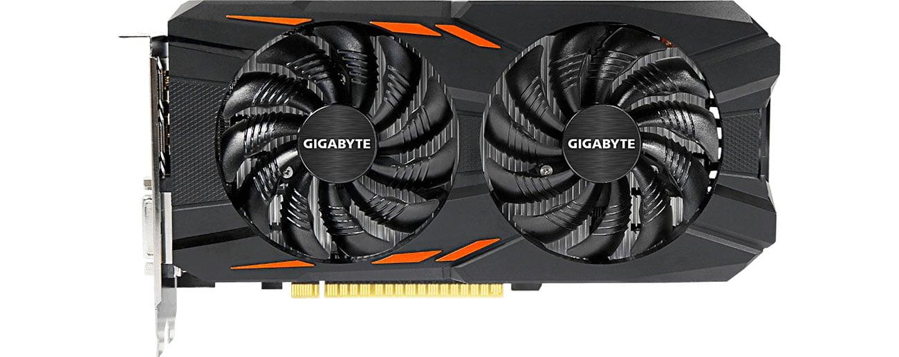GeForce GTX 1050 Ti WindForce OC