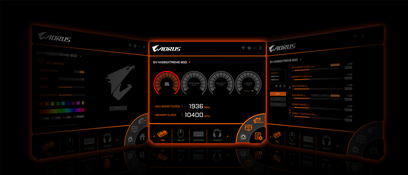 Aorus Graphic Engine