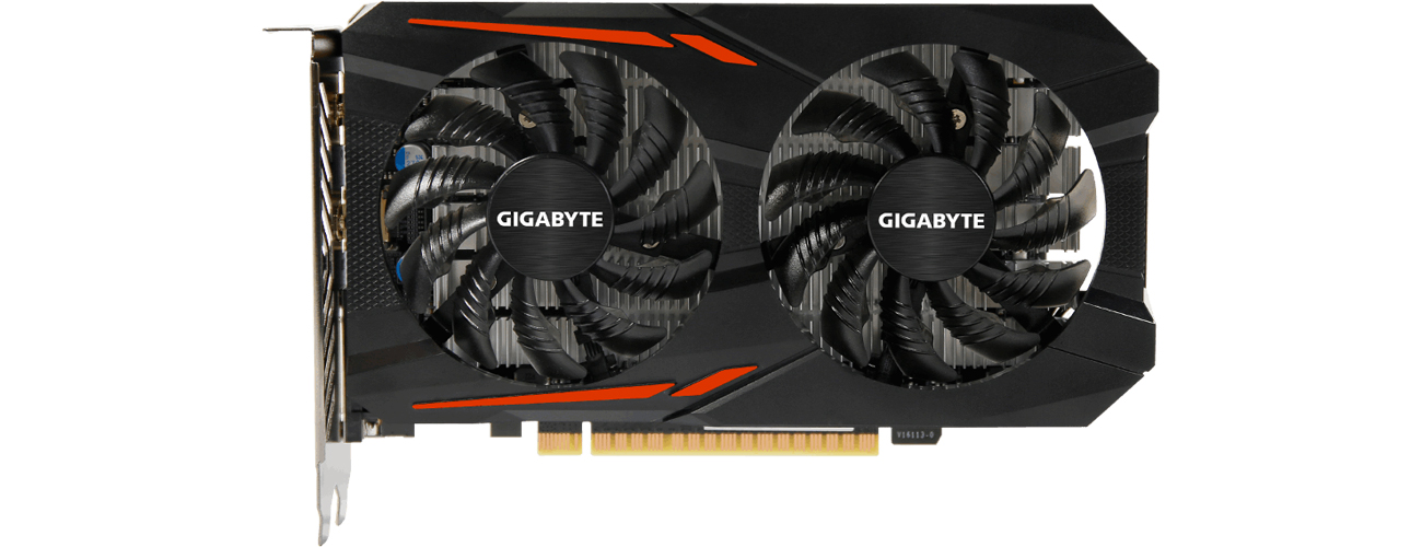 GeForce GTX 1050 Ti OC
