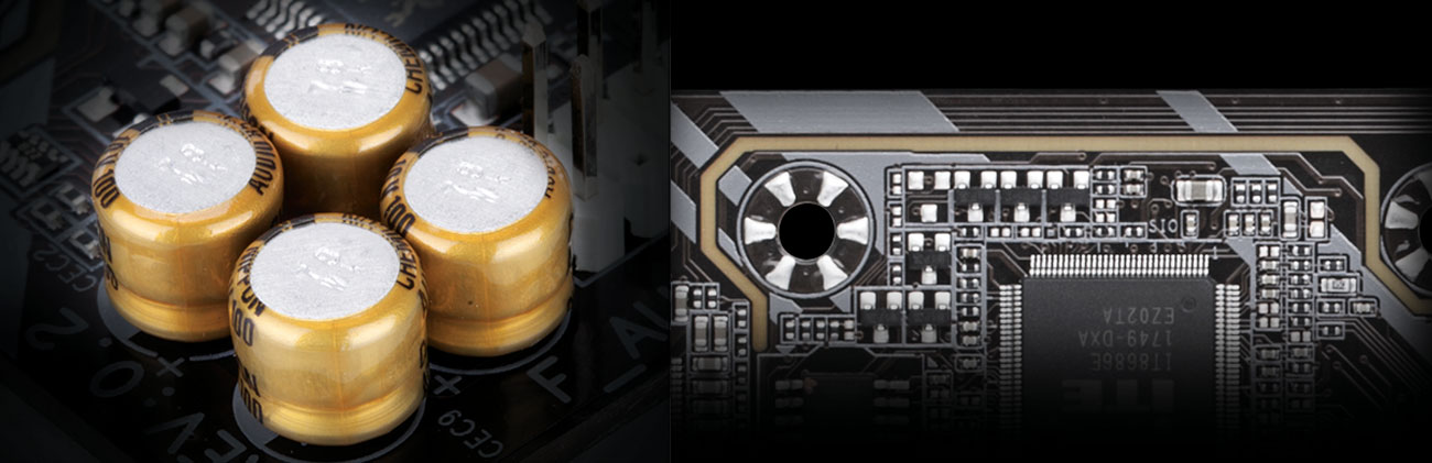Gigabyte H310M S2P 2.0 - Układ audio