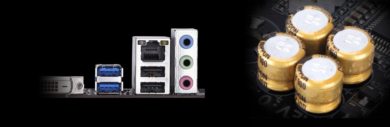 Gigabyte H310M S2V 2.0 Audio