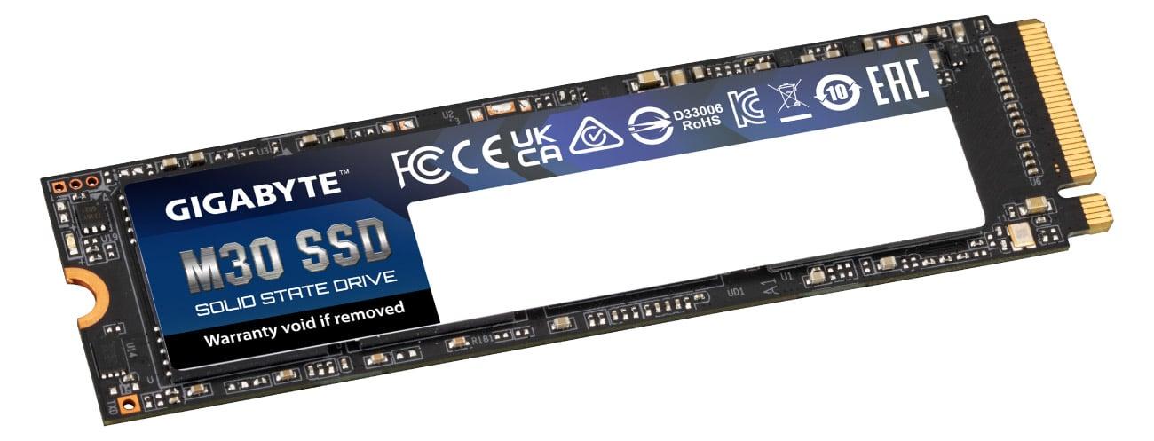 Dysk SSD M.2 Gigabyte NVMe M30 512 GB
