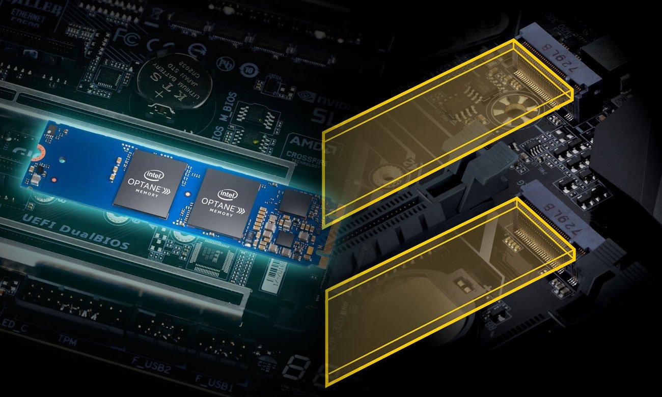 Gigabyte X299 UD4 Pro M.2 Intel Optane