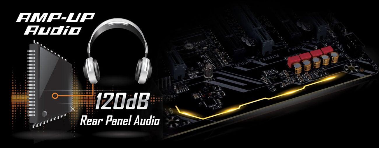 Gigabyte X299 UD4 Pro Realtek ALC 1220