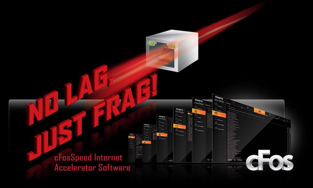 Gigabyte X299 UD4 Pro Intel GbE LAN cFosSpeed