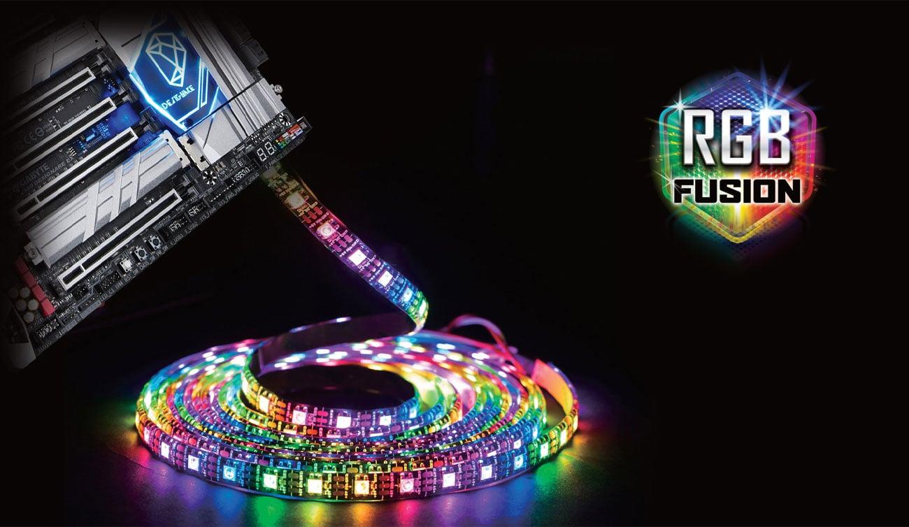 Gigabyte X399 DESIGNARE EX RGB Fusion