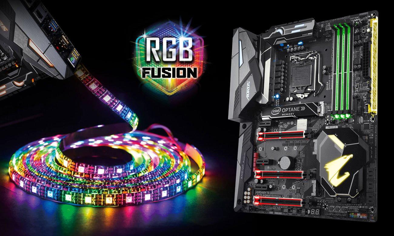 Gigabyte Z370 Aorus Gaming 7-OP RGB Fusion