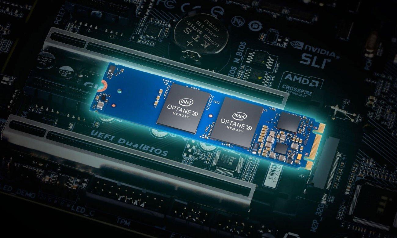 Gigabyte Z370P D3 Zgodność z Intel Optane