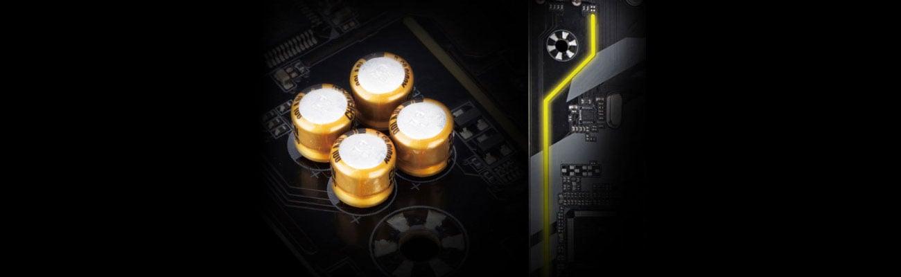 Gigabyte Z390 D - Audio