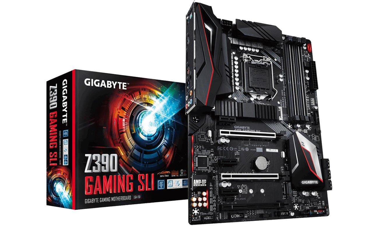 Płyta główna Socket 1151 Gigabyte Z390 GAMING SLI