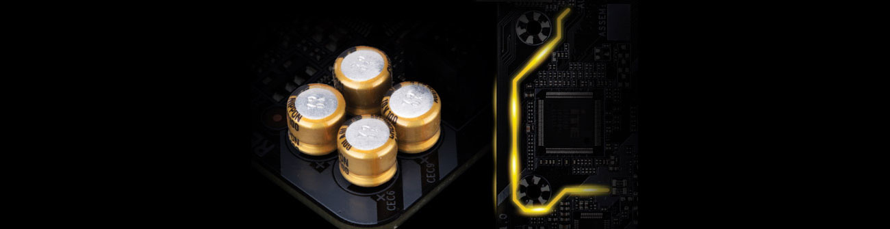 Gigabyte Z390 M - Audio