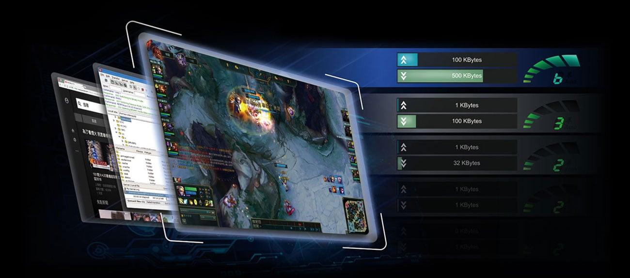 Gigabyte Z390 UD Gamingowa sieć LAN