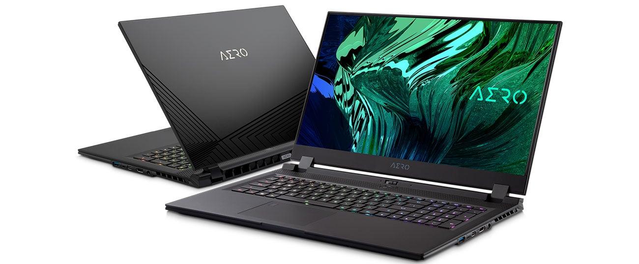 Laptop dla graczy Gigabyte AERO 17 HDR YC