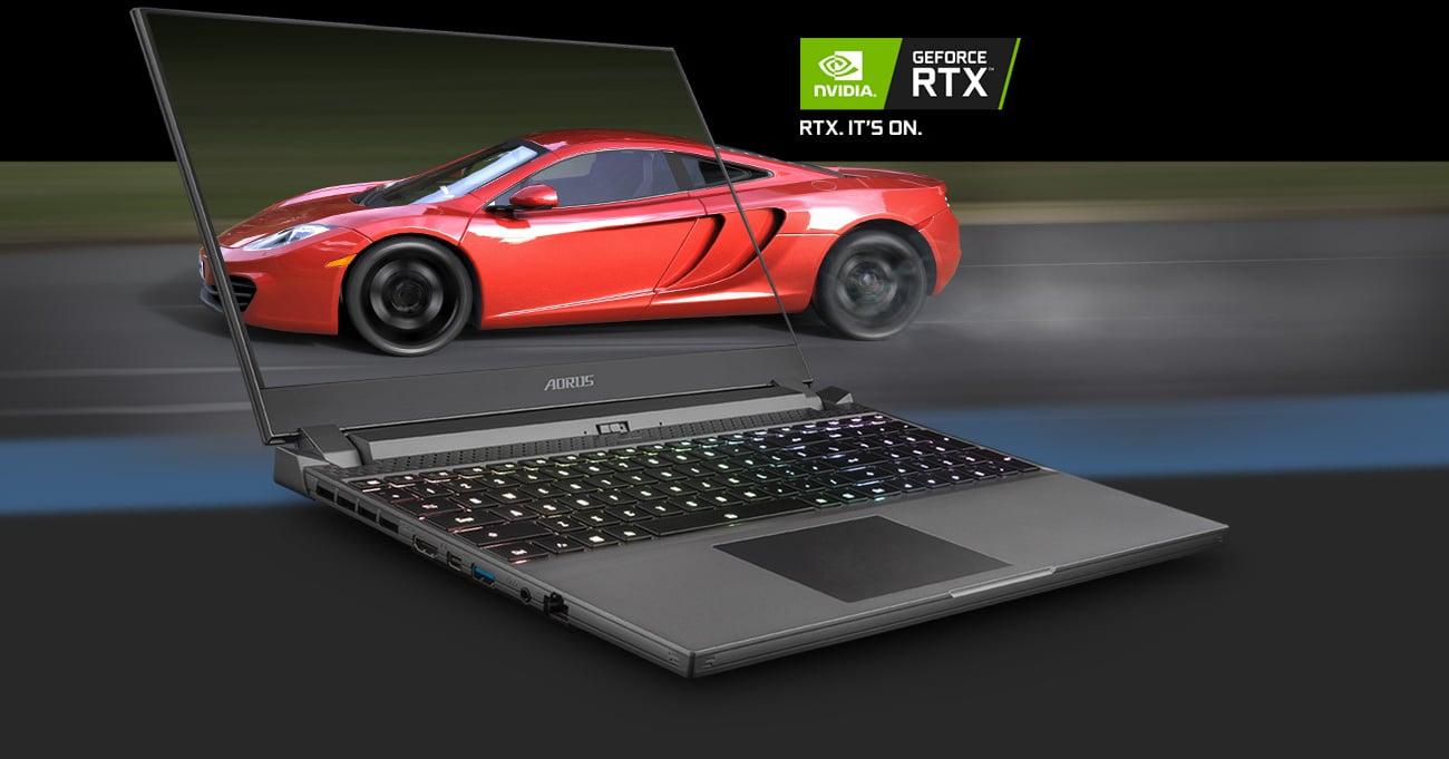 Odświeżanie 240 Hz oraz karta graficzna RTX