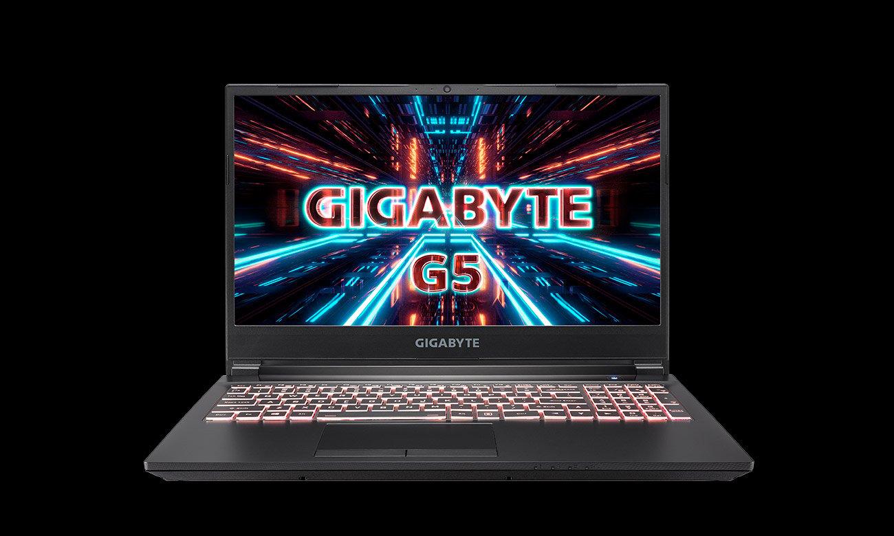Игровой ноутбук Gigabyte G5 KC