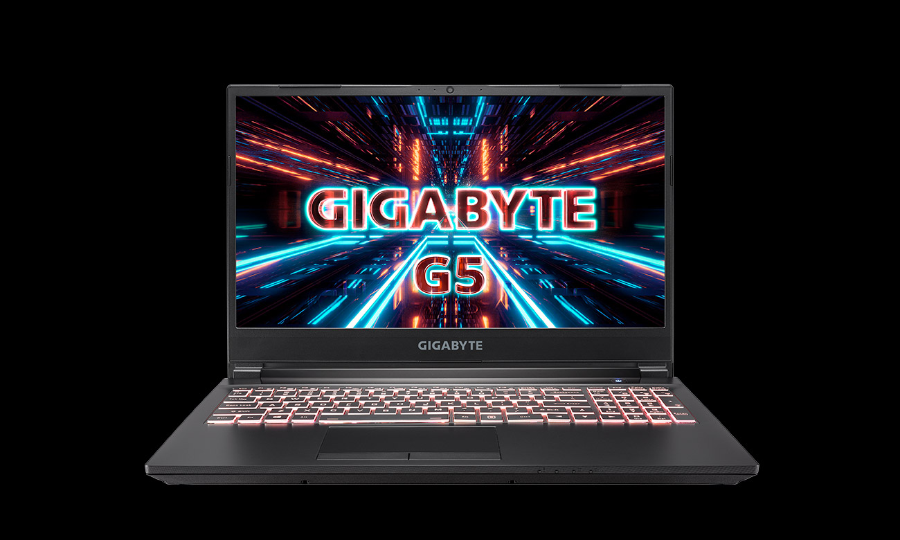 Laptop gamingowy Gigabyte G5 KC
