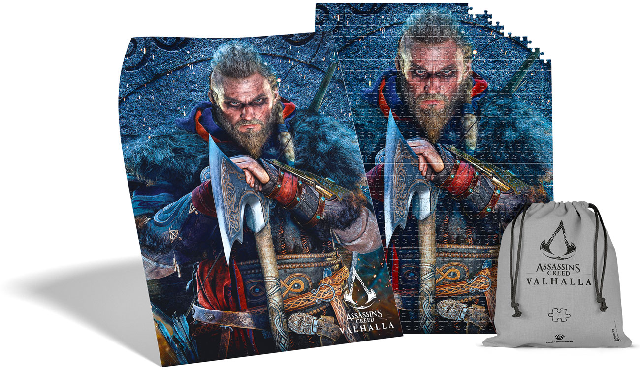 Puzzle Good Loot Assassin's Creed Valhalla - Eivor