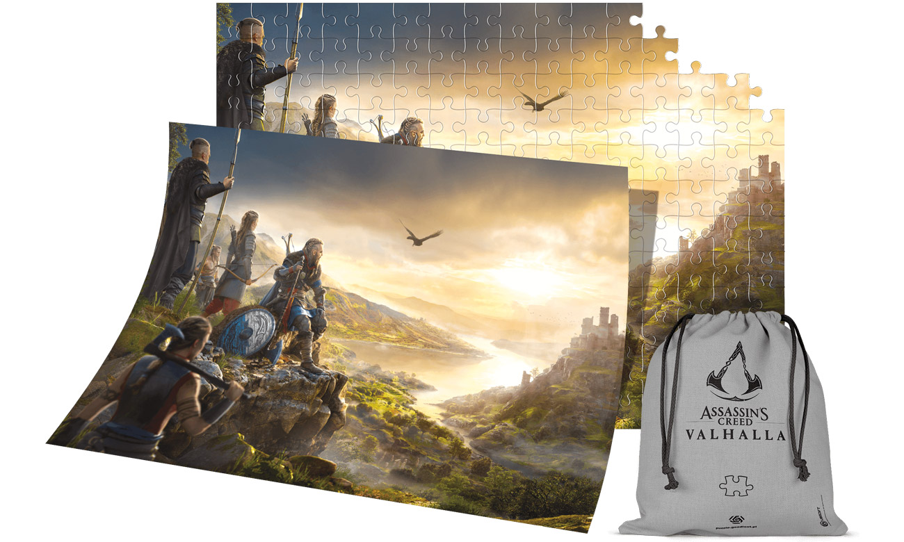 Puzzle Good Loot Assassin's Creed Valhalla - England Vista