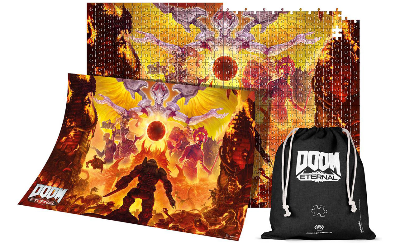 Puzzle Good Loot Doom Eternal - Maykr