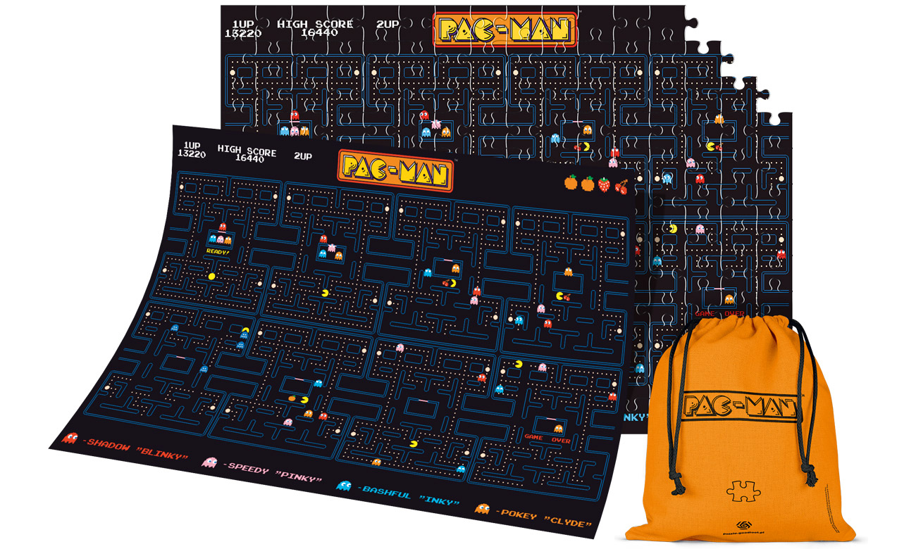Puzzle Good Loot Pac-Man: Classic Maze