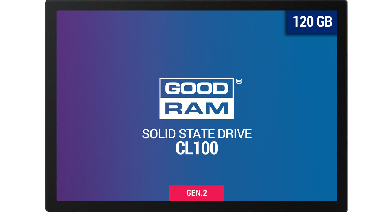 GOODRAM SSDPR-CL100-120-G2